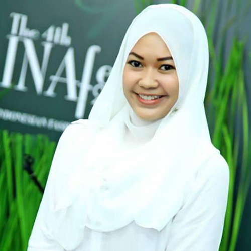 Nur 'Aini Fadhillah - Executive Member, AAYFO Indonesia