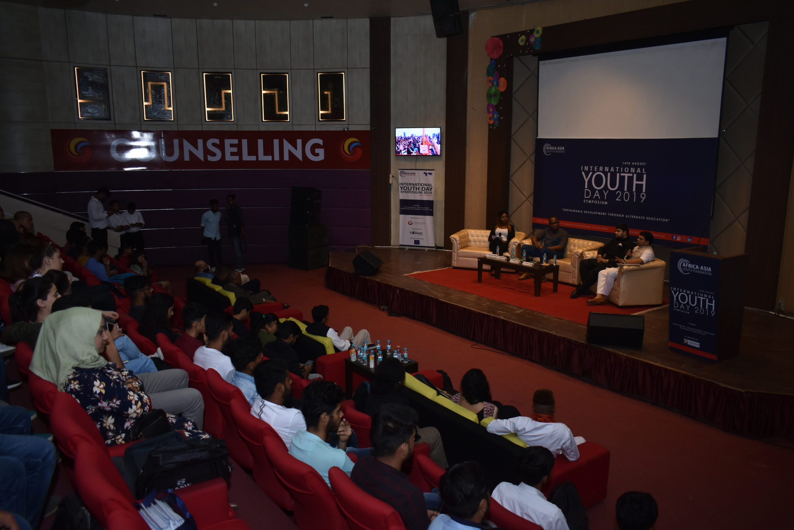 Youth Town Hall India 2020