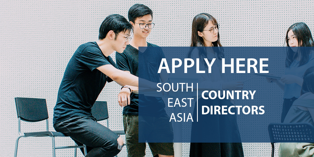 AAYFO South East Asia Opportunity for Country Directors Post