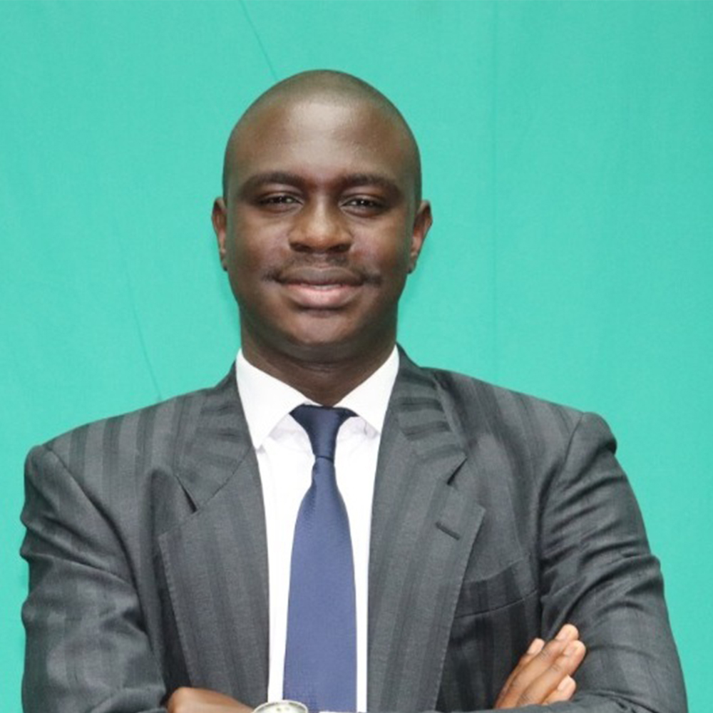 PARE BAMBOK Didier - National Communications Director